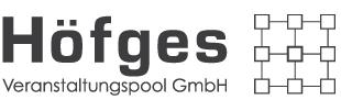 Logo Höfges Veranstaltungspool GmbH